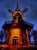 Windmühle Bad Zwischenahn (Pico 69) Tags: nachts windmühle beleuchtung licht nostalgie pico69