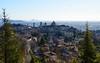 Bergamo (viola.v94) Tags: bergamo città town top panoramic landscape horizon hill mountain sunny nikon d7000