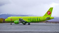 S7 Airlines | Airbus A320-214 | VQ-BRD (Zhuravlev Nikita) Tags: uhpp pkc spotting споттинг elizovo елизово aviation airplane aviationphoto s7 s7airlines airbus a320