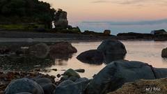 01 quemchi atardecer (R73NTBL3LNZZO4CHGHOZRUI4H2) Tags: sunset sea coast ocean oceanpacific rock chile chiloe