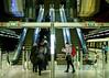 Rákóczi Tér, Budapest (luiebalazs) Tags: budapest streetphotography metro 4esmetro subway subwaystation passanger rákoczi tér escalator leica leicam8 voigtlander nokton m8 underground