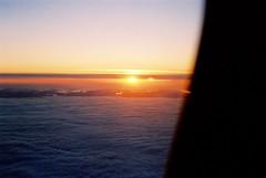 20180322-henhan006870-10F (hanson.henrik) Tags: analog 10000ft magic hour sun rise air plane winter finland airplane 35mm oulu sweden nordic