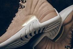 """WMNS Air Jordan 12 Retro """"Vachetta Tan"""" Releasing (eukicks.com) Tags: air jordan 12 retro kicks new sneaker releases womens sneakers"""