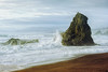 In a Mendocino Mood (buffdawgus) Tags: northerncalifornia california landscape mendocinocounty canonrebelxti topazsw seascape lightroom6 mendocinocoastline canon1855mmis irishbeach