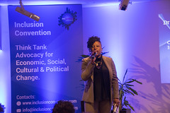DSC_1638 Inclusion Convention Institutional Sexual Harassment with Dr Shola Mos Shogbamimu (photographer695) Tags: inclusion convention institutional sexual harassment london with dr shola mos shogbamimu