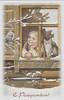 Романова Л,2010,дерев.панно,зимнее окно.jpg (odalia21) Tags: 2010г лидастудия романовал срождеством