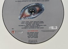 A0523 LIZZY BORDEN Visual Lies Picture Disc (vinylmeister) Tags: vinylrecords albumcoverphotos heavymetal thrashmetal deathmetal blackmetal vinyl schallplatte disque gramophone album