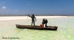 Safari Blu-Sellers-Watamu_Kenya (4) (johnfranky_t) Tags: mare johnfranky t collane elefanti kenya africa bassa marea oceano indiano panasonic tz40 sabbia bianca alghe sand whith ocean indian elefant low tide boat