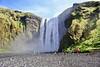 Skógafoss (Bakuman3188) Tags: skógafoss waterfall wasserfall wasser water rocks steine felsen stone iceland island nature natur 飛泉 水 石 自然 アイスランド canon80d canon landscape landschaft 風景
