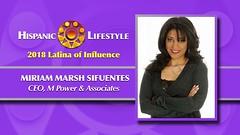 Hispanic Lifestyle 2018 Latina of Influence