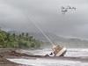 (127/18) Harmony (Pablo Arias) Tags: pabloarias photoshop photomatix capturenxd bote yate barco agua mar océano pacífico árbol cielo playa tambor costarica