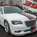 Chrysler 300 SRT, 6.4L 392 HEMI V8 (Cars & Coffee of the Upstate