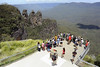 Viewing the Three Sisters 2 (BrianRope) Tags: bluemountains echopoint katoomba leura threesisters rope nsw australia