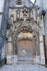 Eglise Sainte Croix (sottolestelle) Tags: provins citémédiévale seineetmarne unesco églisesaintecroix