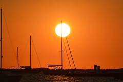 DSC_0139sunsetkeylargosailboats (JudyArzt1) Tags: keylargo sunset