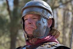 Centaurion (michael_orr25) Tags: jamestownsettlement jamestown virginia military reenactors nikond7500 tamron18400f3563diiivchld history roman centaurion soldier