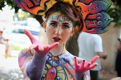 Body Art (R. Marco) Tags: bodypainting colour colori body canon 6d