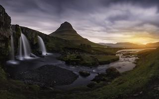 Grundarfjörður mountain