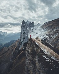Hanging out in Switzerland 🌎 Saxer Lücke    Michiel Pieters (adventurouslife4us) Tags: adventure wanderlust travel explore outdoors nature photography backpack hike hiking mountains swiss switzerland