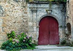 drzwi / door (agusrepec) Tags: drzwi door oldtown france francja dordogne dordonia