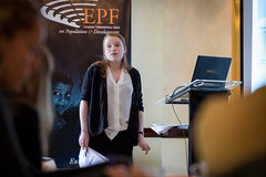 Parliamentarians' Meeting On Reproductive Health Supplies (European Parliamentary Forum on Pop) Tags: 2018 epf belgium brussels europe event