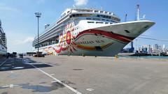Norwegian Sun (Suzanne's stream) Tags: norwegiansun norwegiancruiseline peru tour ship vessel ashore cruising kreuzfahrt schiff southamerica südamerika