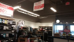 Men's in the front right corner (Retail Retell) Tags: gap factory store outlet closing closure liquidation sale south lake centre southaven ms desoto county retail tanger relocation