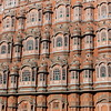 hawa mahal windows (kexi) Tags: jaipur rajasthan india asia square architecture hawamahal pinkcity pink orange palaceofwind palace palaceofbreeze famous ancient sandstone intricate windows canon february 2017 instantfave