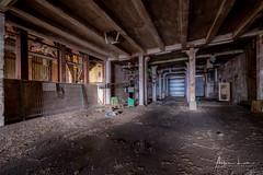 Urbex Project 02-02 (Alec Lux) Tags: abandoned belgium building decay dirt dirty dust empty exploration industrial interior lost property ruine urban urbex gavere vlaanderen be