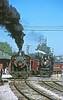 OC 1551 and OC 1293 (craigsanders429) Tags: ohiocentralrailroad ohiocentral1293 canadianpacific1293 ohiocentral1551 ohiocentralsteamlocomotives ohiocentralsystem steamlocomotives steamtrains steamexcursions steamtrain sugarcreekohio