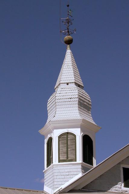 Shenandoah County Courthouse Cupola - Woodstock, VA
