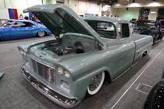 chevy pickup (bballchico) Tags: chevrolet pickuptruck custom grandnationalroadstershow carshow