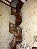 Église Sainte-Foy-d'Agen de Josse, Landes (Marie-Hélène Cingal) Tags: france sudouest aquitaine nouvelleaquitaine landes 40 josse macs escaliers escaleras scala stairs treppen