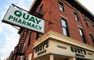 Quay Pharmacy, Galion