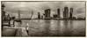 Rotterdam Panorama (Explore # 41) (JoCo Knoop) Tags: rotterdam maas erasmusbrug kopvanzuid panorama explore