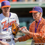 NCAA Baseball: USC at Clemson