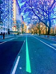 Calm before the Parade ☘️ (dannydalypix) Tags: gotham manhattan newyorkcity march172018 5thavenue stpatrick'sday