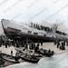 German U-Boat Washed Ashore - 1922