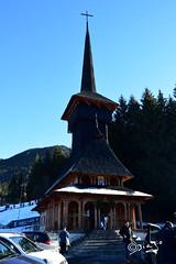 Poiana Brasov - Romania (Biagio ( Ricordi )) Tags: brasov romania chiesa inverno architettura