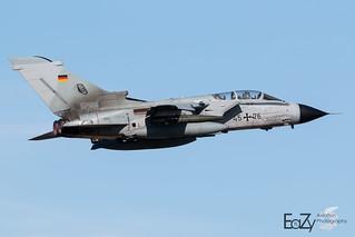 45+76 German Air Force (Luftwaffe) Panavia Tornado IDS