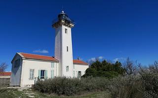 Le phare de la Gacholle