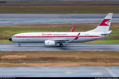[SIN.2015] #Garuda.Indonesia #GA #B738 #PK-GFM #Retro.Livery.1960 #awp (CHR / AeroWorldpictures Team) Tags: garuda indonesia boeing 7378u3wl cn 39920 3518 pkgfm engines cfmi cfm567b26 nb quality history aircraft renton rnt first flight reg n1787b delivered garudaindonesia ga gia leased rbs config cabin c12y144 painted 1960retro special colours smbc b737 737 b737800 winglets wl 1960 livery retro planespotting plane aircrafts airplane singapore sin wsss changi airport asia airlines asian nikon d300s nikkor 70300vr raw lightroom awp chr 2015