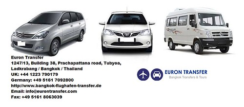Bangkok nach Pattaya Taxikosten