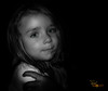 My Little Sweetheart (Randall ]|[ Photography) Tags: epl1 madelyn olympus us unitedstates beautiful black blackandwhite daughter eyes girl green kid people person photo photographer photography pic picture portrait white