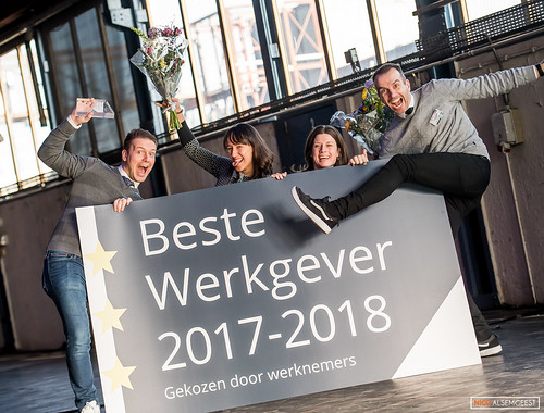 Beste Werkgever 2018