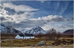 Black Rock Cottage (Antony Ward) Tags: scotland blackrockcottage glencoe
