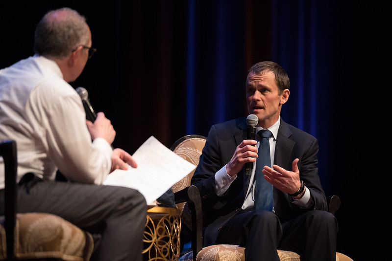 Life's Essential Questions: A Conversation with Jim Ryan