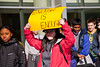Stevenson High School Students Walkout to Protest Gun Violence Lincolnshire Illinois 3-14-18  0231 (www.cemillerphotography.com) Tags: shootings murders assaultrifles bumpstocksnra nationalrifleassociation politicalinaction politicians