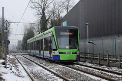 Croydon Tramlink 2555 (TC60054) Tags: croydon tramlink tram tramway light rail railway metro lrv stadler variobahn london first bus group firstbus firstgroup tfl