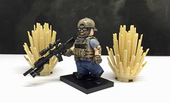 Ghost Recon: Wildlands - Nomad (LJH91) Tags: nomad ghost recon wildlands ubisoft tomclancys ghostrecon pc game videogame specialforce legocustom military minifigure